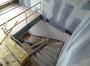 Einbau der Treppe