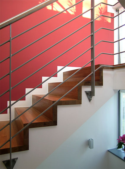 Treppendetail