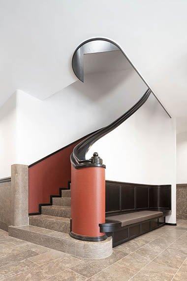 Lobby - Treppe