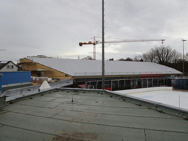 im Bau - Januar 2015