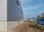 Bautenstand November 2016, Bauleitung: GOLDBECK, Oberbauleitung: FREMATO