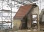 Abriss und Rekonstruktion des Daches