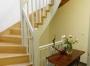 Ansicht der Treppe