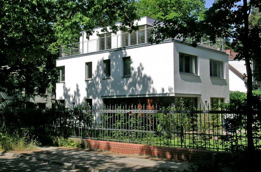 Einfamilienhaus Hammersteinstraße, Berlin