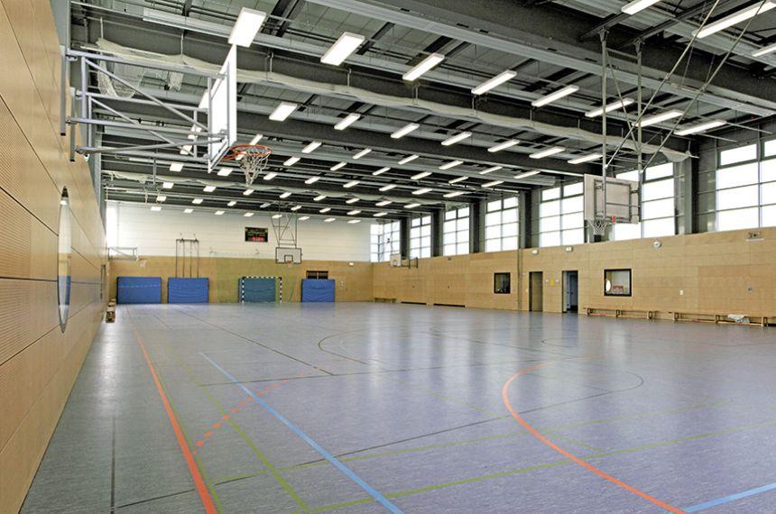 Doppelsporthalle Wiesenstraße, Berlin