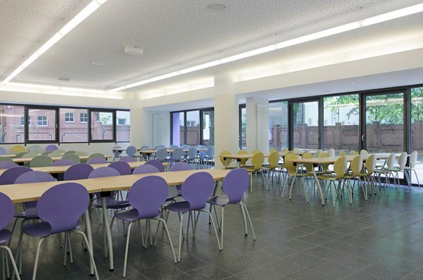 Hedwig-Dohm-Oberschule - Mensa