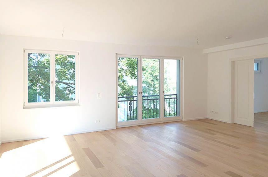 Neubau Mehrfamilienhaus und Gartenhaus in Berlin - Wilmersdorf