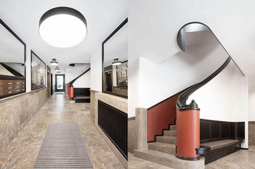 Neubau Wohn- und Geschäftshaus in Berlin - Charlottenburg