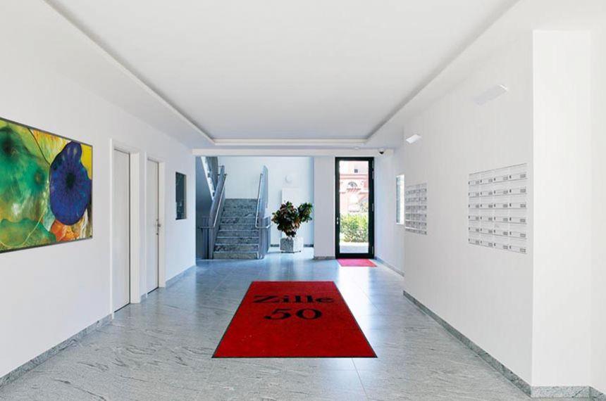 Wohnbebauung in Berlin - Charlottenburg